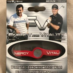 Other - 🎁Brand new in package Energy &Vitality band. Med.